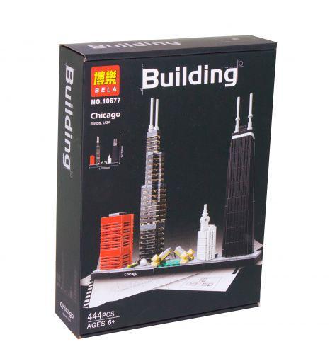 """Конструктор """"Building"""" Чикаго"""