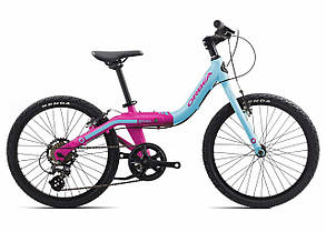 Велосипед Orbea GROW 2 7V 18 Blue - Pink