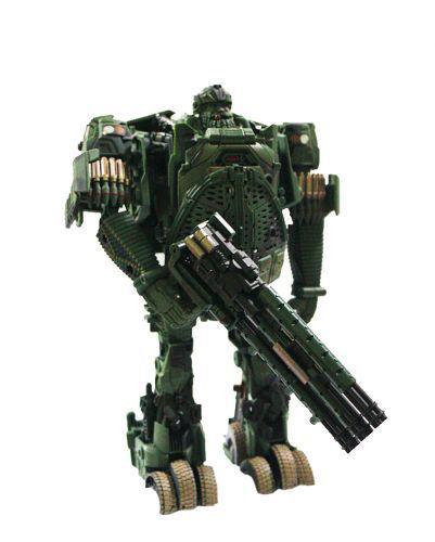 """Трансформер Военный """"Armor Inspector"""""""