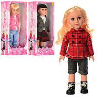 Кукла Defa Lucy 5501: размер 43см (3 вида)