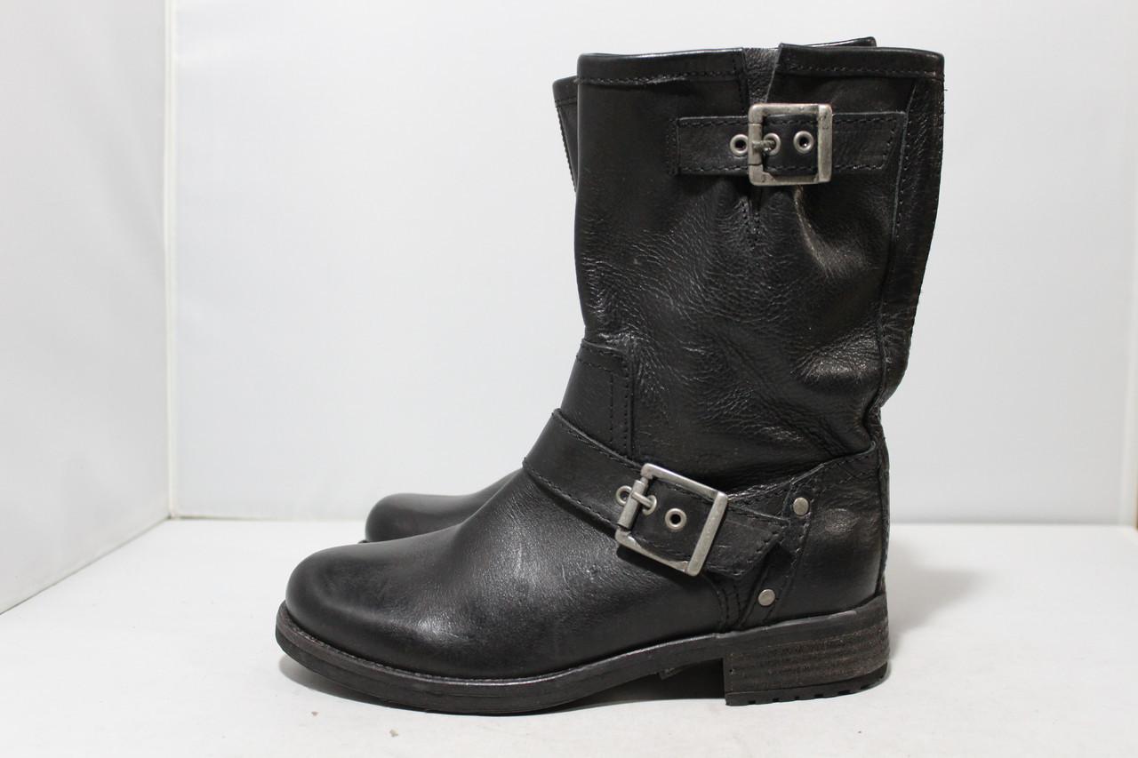 Женские кожаные ботинки Andre, 38р.