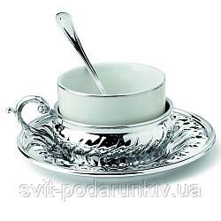 Чайный набор на 1 чашку 2207600 Chinelli