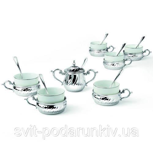 Чайный набор на 6 чашек 2207400
