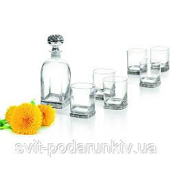 Набор для виски на 7 предметов Chinelli