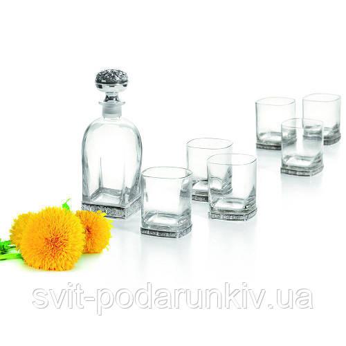 Набор для виски на 7 предметов