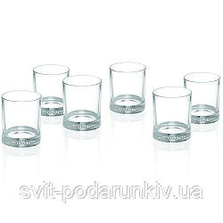 Набор стопок для водки 6 шт Chinelli