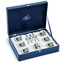 Чайный набор на 6 чашек 2033301 Chinelli