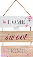 Табличка сувенирная Home sweet home Provence DL30-16072 47x27,8 см