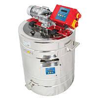 Кремовалка-декристаллизатор с подогревом для 100 литров крем-мёда  220 В. Автомат. Tomasz Łysoń