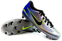 Бутси дитячі (пластик) Nike JR MERCURIAL VORTEX III FG NJR, фото 1