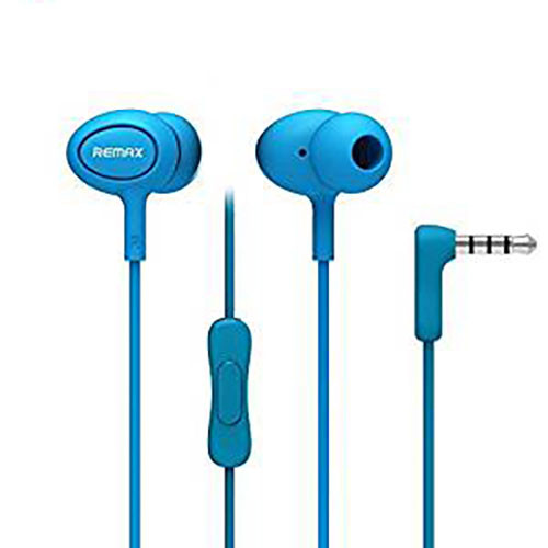 Наушники (гарнитура) Remax RM-515 Blue