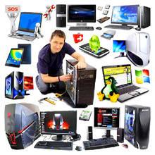 Сборка, настройка, обслуживание, ремонт и модернизация компьютерной техники