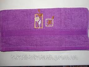 Полотенце банное А-121, хлопок (уп.8 шт), фото 2