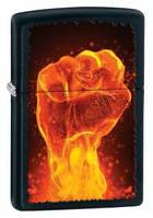 Зажигалка Zippo Fire Fist