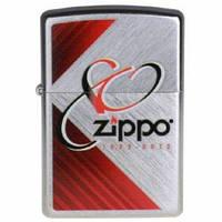 Зажигалка Zippo 80th Anniversary Herringbone Sweep