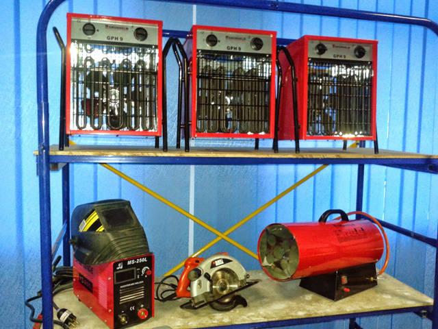 Стенд оборудования