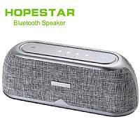 Портативная колонка Hopestar A4  Silver 25W! NFC, Bluetooth Оригинал! , фото 1