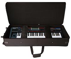 GATOR GK-61 SLIM Кейс для синтезатора, пятиоктавного (61 клавиша)