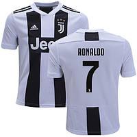 Футбольная форма Ювентус Роналдо (FC Juventus Ronaldo) 2018-2019 Домашняя