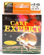 Рибальська волосінь Energofish Carp Expert Carbon 0.35 мм, 150м