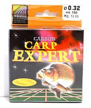 Волосінь Energofish Carp Expert Carbon 0.32 мм, 150м