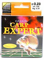 Леска для рыбалки Energofish Carp Expert Carbon 0.20мм, 150м