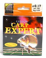 Леска Energofish Carp Expert Carbon 0.17мм, 150м