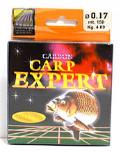 Волосінь Energofish Carp Expert Carbon 0.17 мм, 150м