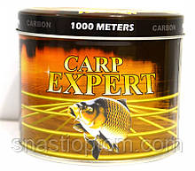 Волосінь Energofish Carp Expert Carbon 0.40 мм 1000м