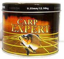 Лісочка для риболовлі Energofish Carp Expert Carbon 0.30 мм, 1000м
