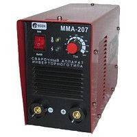 Инверторный сварочный аппарат Edon MINI-207, MMA (HOT START)