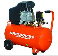 Компрессор Бригадир Professional, AC-24P (+ набор) 1.5 кВт KTG