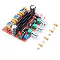 Аудио усилитель TPA3116D2 x 2, 2.1-канальный 2 х 50Вт, 1 х 100Вт сабвуфер, D класс