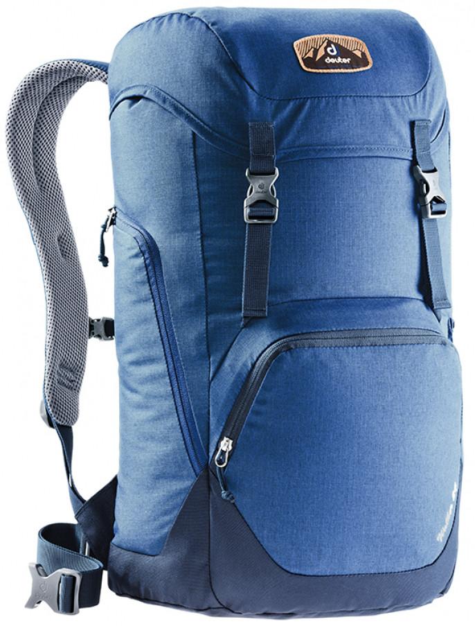 Купить Рюкзак туристический Deuter Walker 24 3810717 3130, 24л. синий