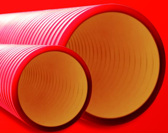 Двостінна труба ДКС 121940