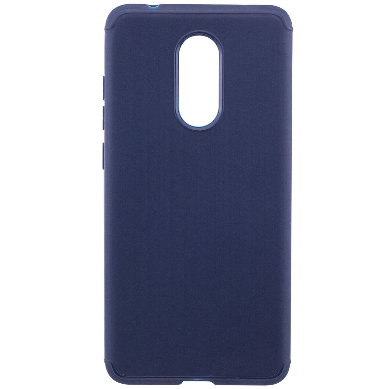 TPU чехол Metal для Xiaomi Redmi 5 (Синий)