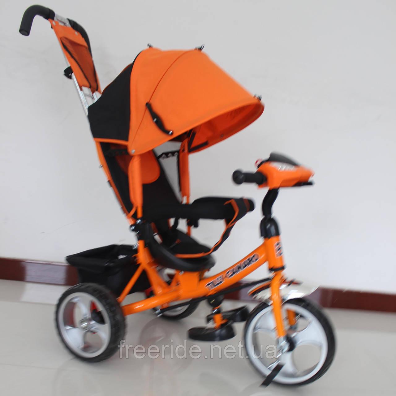 Детский трехколесный велосипед TILLY Camaro T-345