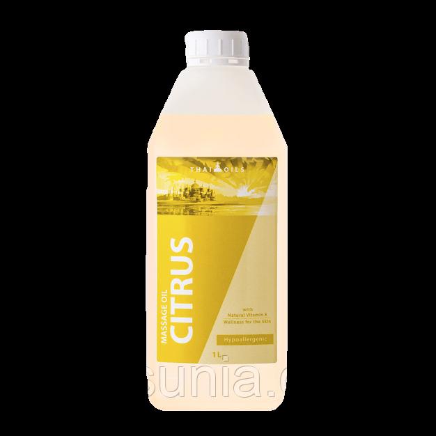 Массажное масло Цитрусовое