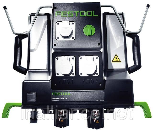 Блоки энергообеспечения для СТО, автосервиса EAA EW CT/SRM/M-EU _ EAA EW/DW CT/SRM/M-EU Festool 583820