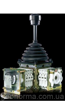 Многоосевой командоконтроллер (джойстик) V64 W. GESSMANN GMBH (Гессманн), фото 1