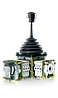 Многоосевой командоконтроллер (джойстик) V62 W. GESSMANN GMBH (Гессманн)