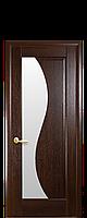 Двери межкомнатные Новый Стиль Эскада (Стекло сатин) ПВХ DeLuxe, фото 1