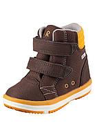 Демисезонные ботинки для мальчика Reimatec Patter Wash 569344-1890. Размеры 20-35., фото 1