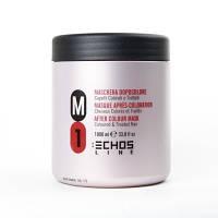 Маска M1 для окрашенных и поврежденных волос ECHOSLINE, 1000 мл