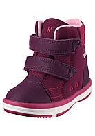 Демисезонные ботинки для девочки Reimatec Patter Wash 569344-4960. Размеры 20-35.