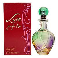 Женская парфюмированная вода Jennifer Lopez Live (яркий, чувственный, мягкий аромат)