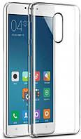Чехол-накладка TOTO TPU case clear Xiaomi Redmi Note 4X Transparent #I/S