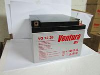 Аккумулятор Ventura VG12-26 (GEL), фото 1