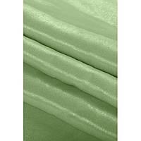 Монорей, портьерная ткань  зеленый