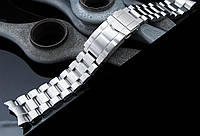 22 мм Hexad Oyster 316L стальной браслет для Seiko SKX007, SKX009, SKX011. , фото 1